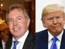 Ambassadeur die na kritiek op Trump opstapte, krijgt dankzij May plek in Brits Hogerhuis