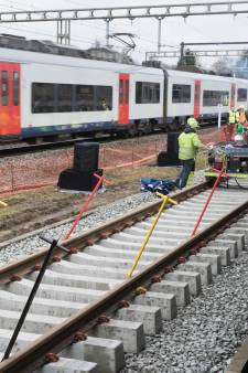 Perturbations sur la ligne Ottignies-Bruxelles