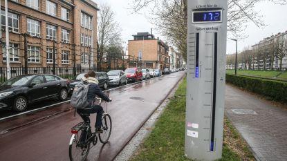 De fietsteller die geen fietsen meer telt