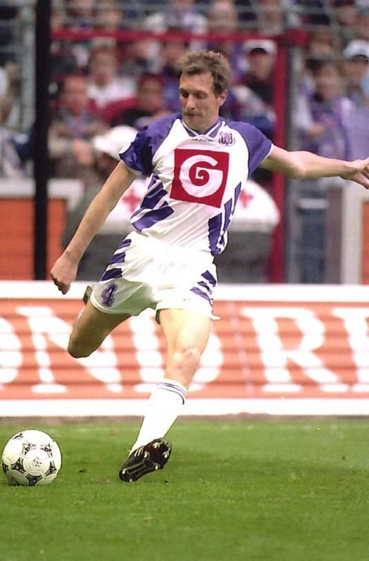Graeme Rutjes speelde zes seizoenen bij Anderlecht. © ANP