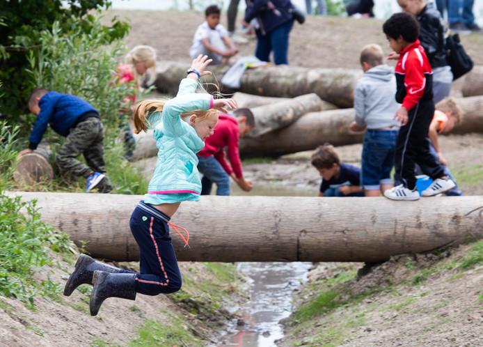 Pvda Groenlinks Pleit Voor Grote Natuurspeeltuin In Vught Den