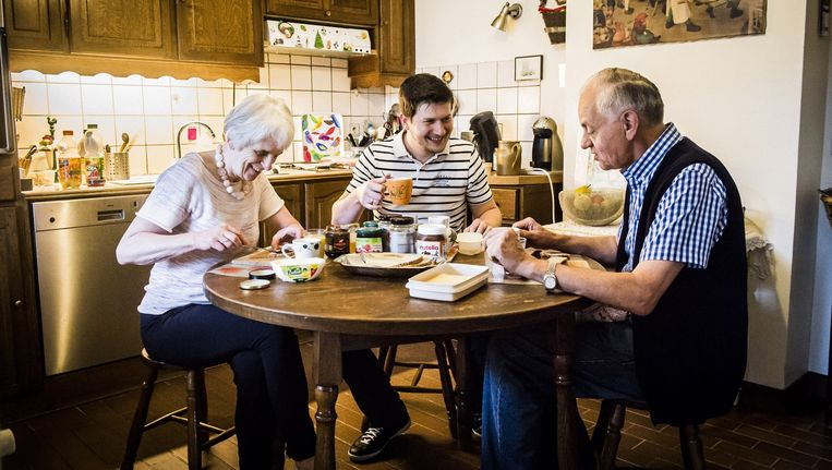 Familie Hachez en de Hongaar Levente Pall