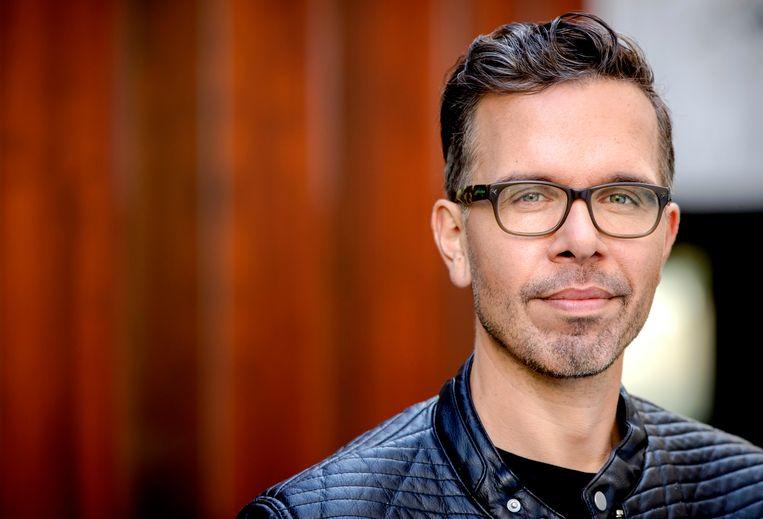 Michiel Veenstra, programmaleider bij Kink. Beeld ANP