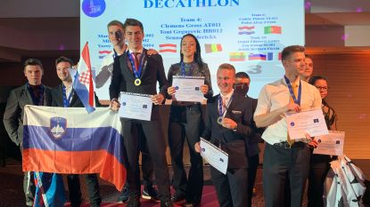 Gouden medaille voor Senna van VTI Spijker op internationale wedstrijd voor Hotel of Toerisme