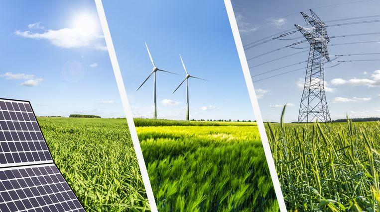 De veiling voor groene stroom en gas levert een enorme besparing op.