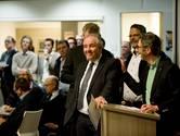 Teleurstelling bij CDA, gelatenheid bij PvdA, blijdschap bij GB en VVD