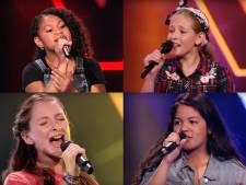 Zangtalentjes maken zich op voor grote finale van The Voice Kids