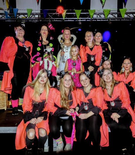 Vrouwen aan de macht in Bliekenstad tijdens carnaval in Gorinchem