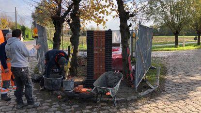 Heropbouw gestart van vernielde Twistkapelletjes