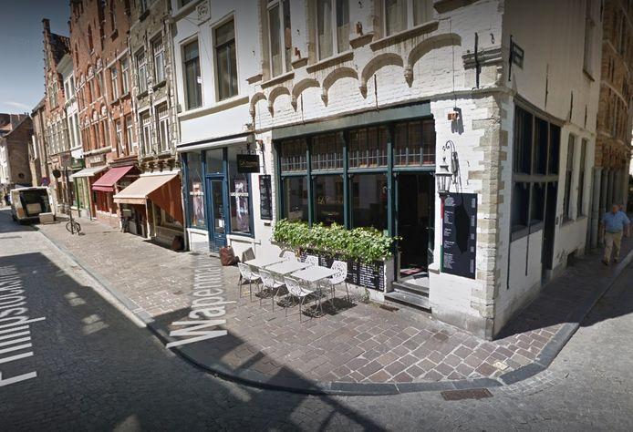 La Cantina in Brugge.