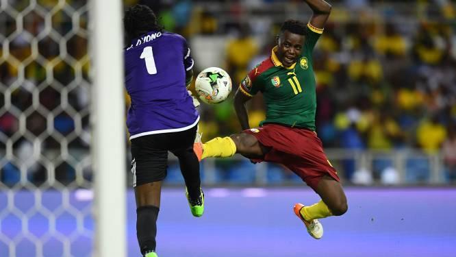 Africa Cup zit erop voor Gabon van Ovono, Broos door naar kwartfinale