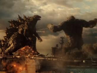 Twee epische filmmonsters clashen in Godzilla vs. Kong