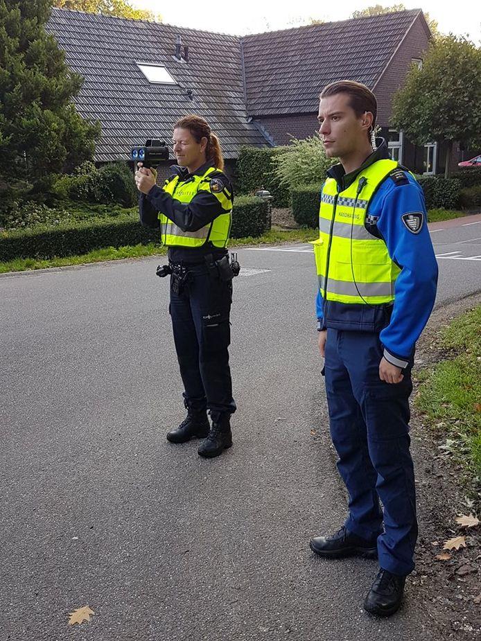 Politie en BOA kunnen veel meer samenwerken dan ze nu doen, vindt burgemeester Klijs.