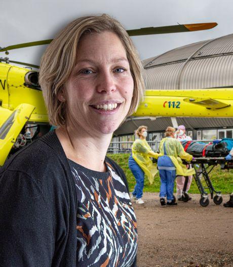Lizette stelt drie keer per dag dezelfde vraag aan onze ziekenhuizen: 'Hoeveel bedden zijn er nog vrij?'
