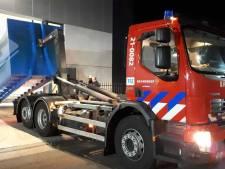 Veel rookontwikkeling bij brand bij bedrijf in Zeeland