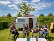 Ouddorp terug in vakantiestemming: 'Duitsers gedragen zich echt als toeristen'