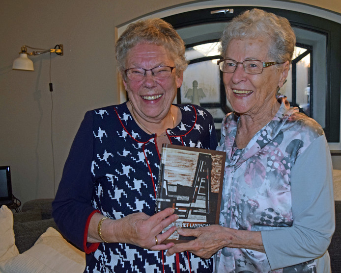 Jeany (80) en Adrie (87) ontmoeten elkaar voor het eerst, 70 jaar na het ongeluk.