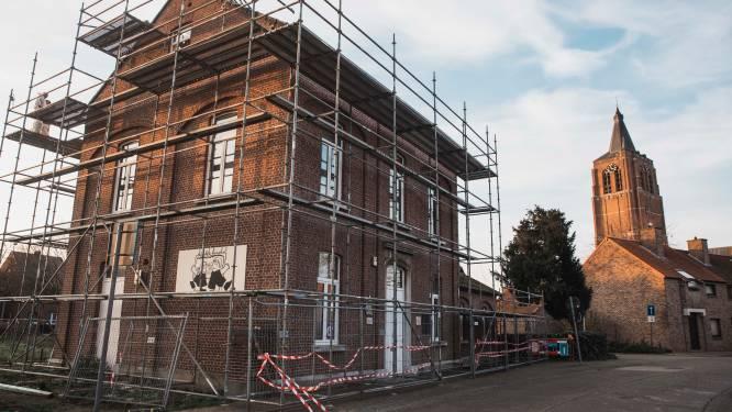 Nieuw dak voor Armand Preud'hommehuis