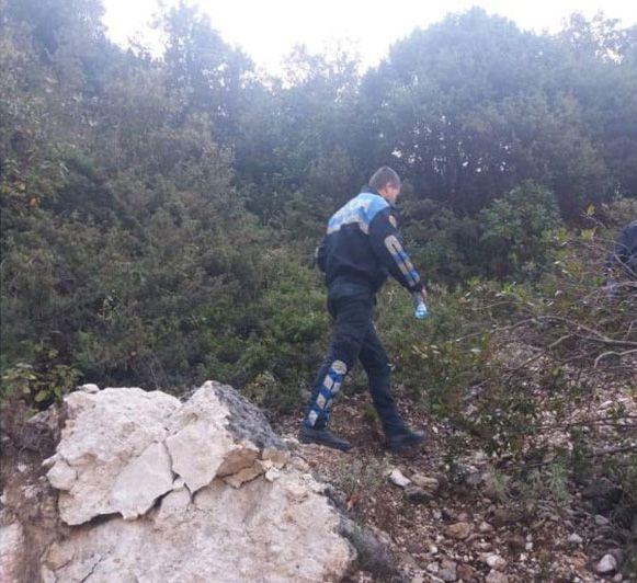 De politie zocht een ganse nacht naar twee Belgische vijftigers.