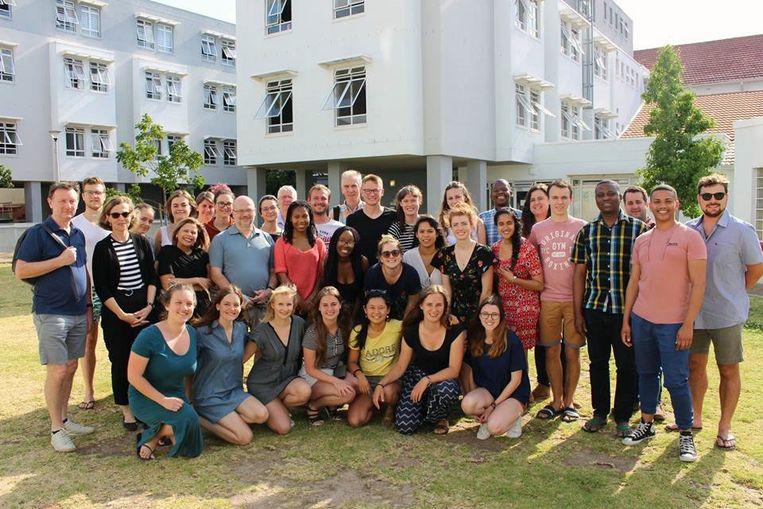 Studenten van de KU Leuven en collega-studenten van Stellenbosch University denken na over de gevolgen van populisme.