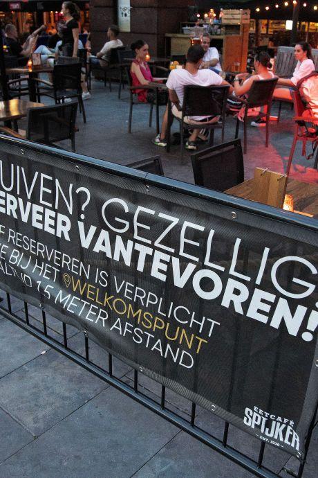 Terrassen Eindhoven en Helmond: wereld van verschil