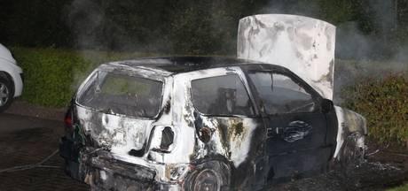 Opnieuw auto uitgebrand in Culemborg