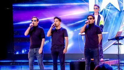 FCKabul laat zich opmerken in Belgium's Got Talent