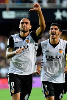 Simone Zaza komt weer tot leven in Valencia