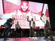 Te koop voor ruim 1,4 miljard: Houston Rockets