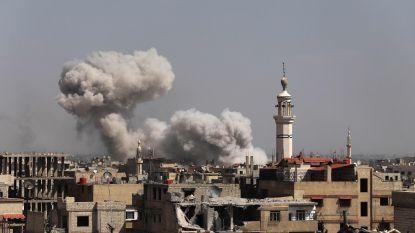 52 burgers vluchten uit Syrisch rebellenkamp