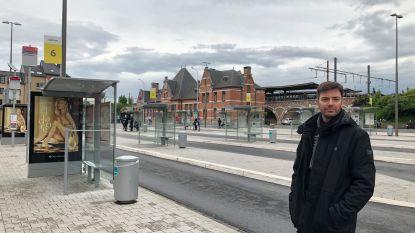 """Directeur Fietsersbond schiet 'grauwe en functionele' busterminal De Lijn af: """"Hier gaat niemand zijn auto voor laten staan"""""""