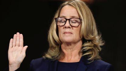 Tijd dringt voor FBI-onderzoek naar Kavanaugh en Christine Ford nog niet verhoord