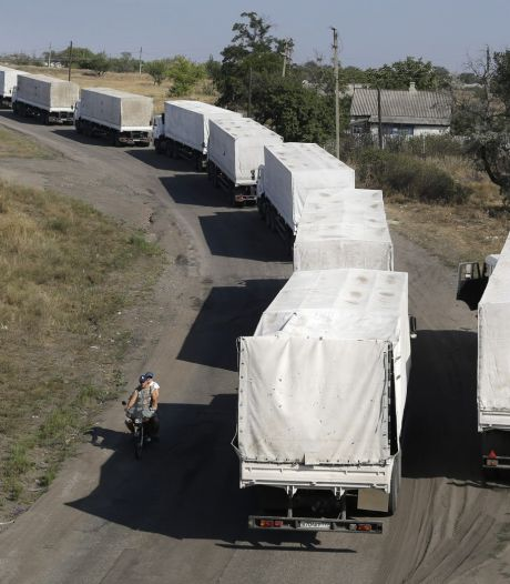 Rusland wil nieuw konvooi sturen: 'Humanitaire situatie steeds slechter'