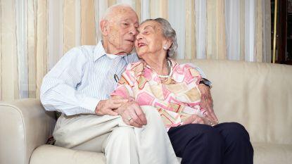 Harry (98) en Sieny (94) trouwden 75 jaar geleden om te kunnen onderduiken en zijn nog steeds samen