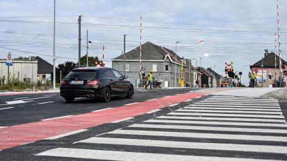 Oudegemsebaan en spoorweg veel sneller dan voorzien opnieuw open