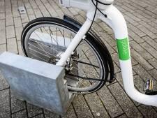 Elektrische deelfiets beschikbaar op Rivium Capelle
