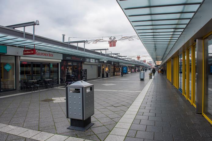 Winkelcentrum Woensel.