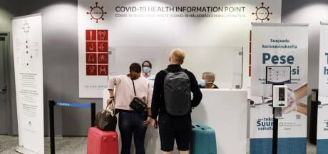 La Finlande demande aux voyageurs belges de se mettre volontairement en quarantaine à leur arrivée