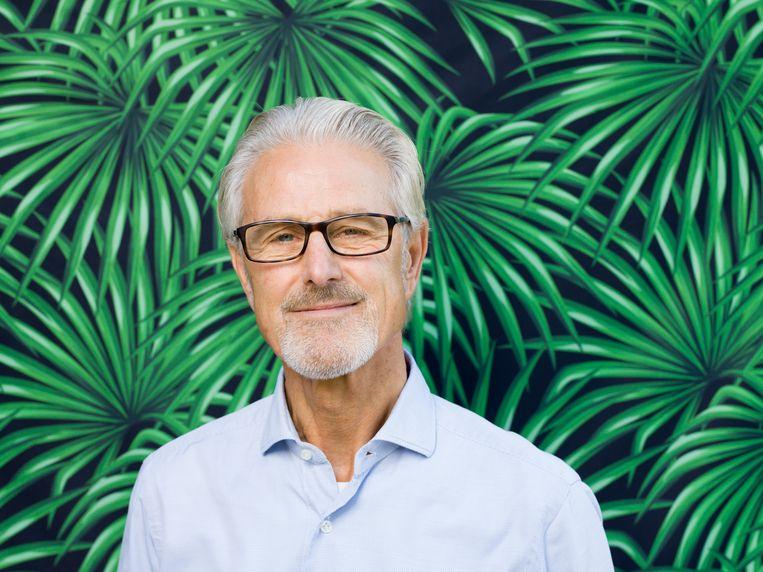 Loek van den Boog  investeert in IT-bedrijven en start-ups.  Beeld Ivo van der Bent