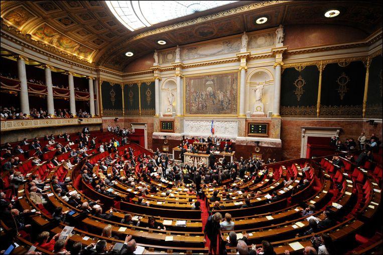 De Franse Assemblée Nationale