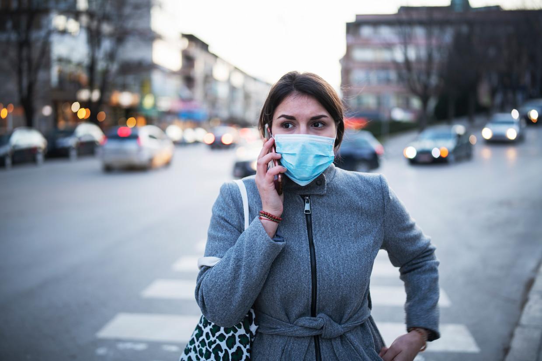 Mondmaskers hebben enkel nut voor wie zelf besmet is.