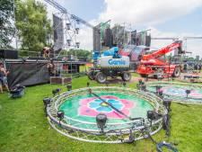 Boete voor Ultrasonic Festival dat rokende bezoekers in tent ongemoeid laat