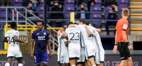 Anderlecht geeft tegen Eupen zege weg in slotminuut