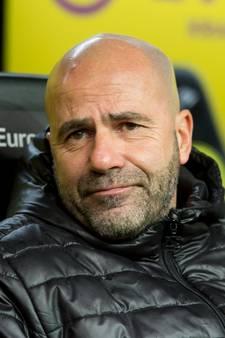 Dortmund neemt na 163 dagen afscheid van Peter Bosz