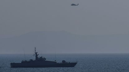Turkse torpedojager dringt Griekse wateren binnen en doet spanningen oplopen