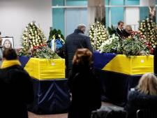 Crash aérien en Iran: les corps des victimes ukrainiennes rapatriés