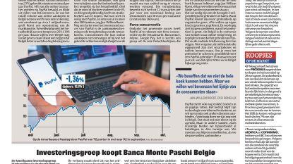 PayPal mikt op 2 miljoen Belgen