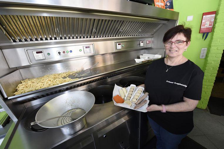 Carmen Wouters biedt vanaf nu vier glutenvrije snacks aan.