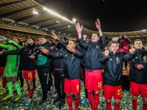 Les Diables à Lille pour un match amical contre l'Algérie?