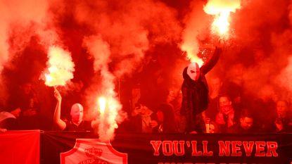 """Voetbalcel wil vuurwerk verbannen in stadions: """"Families moeten veilig naar een match kunnen kijken"""""""